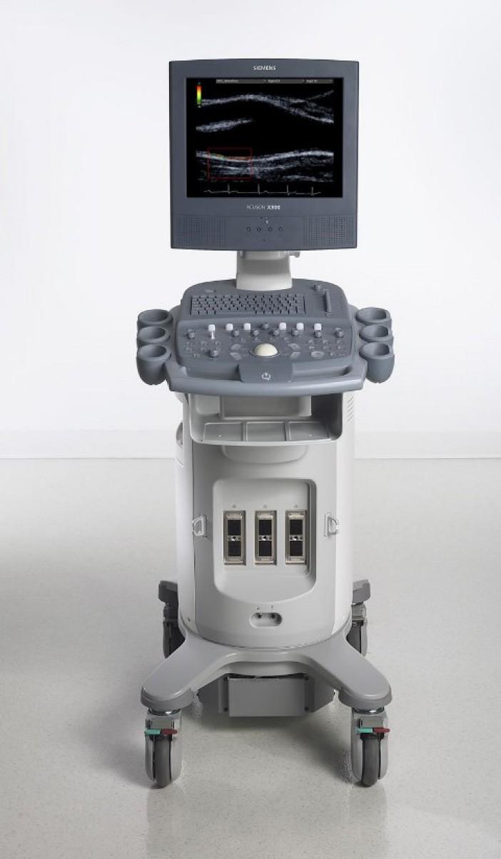 Explorations-vasculaires Echo-doppler ACUSON X300