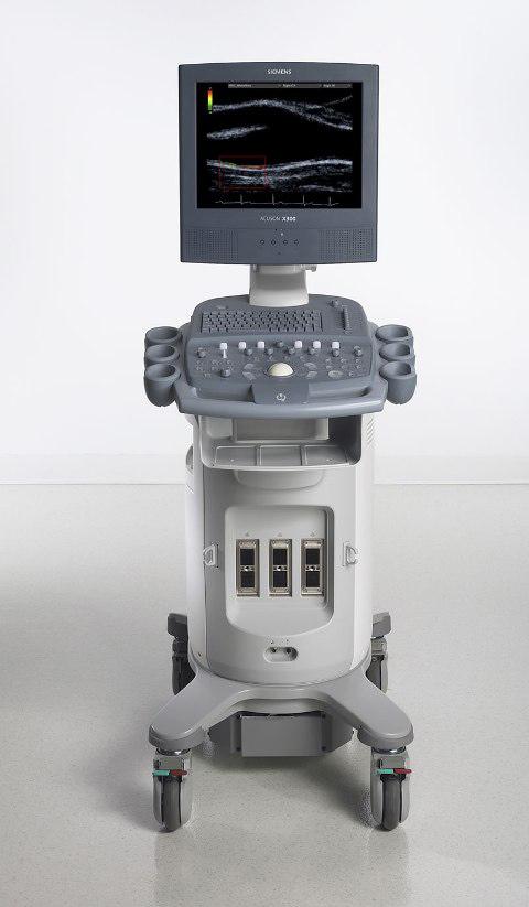Explorations vasculaires - Écho doppler ACUSON X300 large